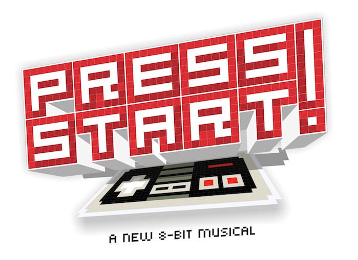 Press Start Musical