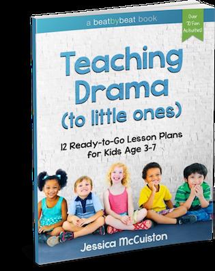 teaching drama to preschool