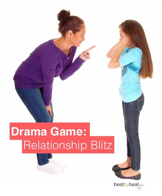 Drama Game Relationship Blitz