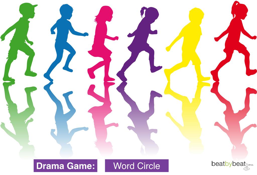 drama game word circle