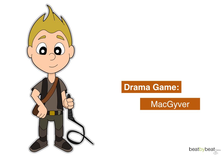 Drama Game MacGyver