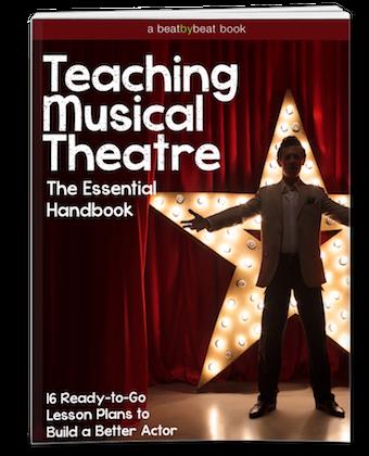 musical theatre lesson plans